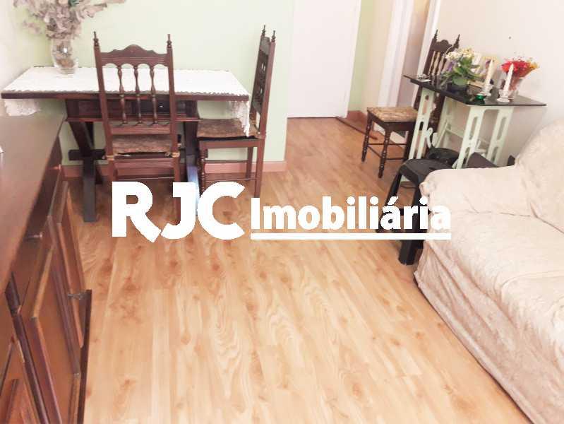FOTO 1 - Apartamento 1 quarto à venda Tijuca, Rio de Janeiro - R$ 330.000 - MBAP10609 - 1