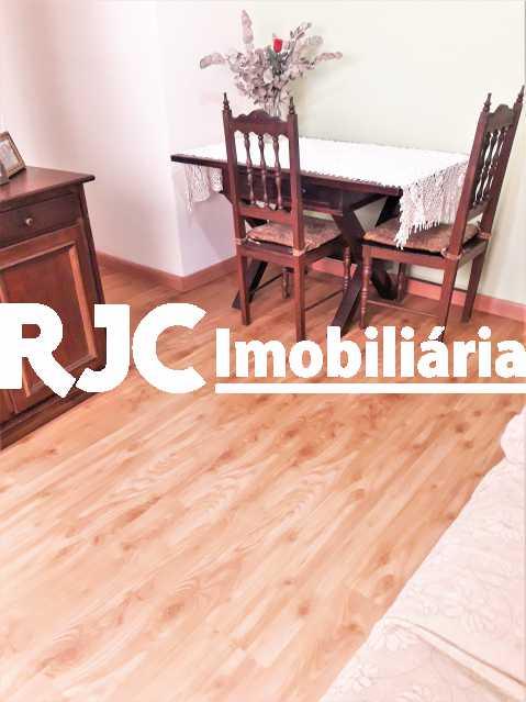 FOTO 3 - Apartamento 1 quarto à venda Tijuca, Rio de Janeiro - R$ 330.000 - MBAP10609 - 4