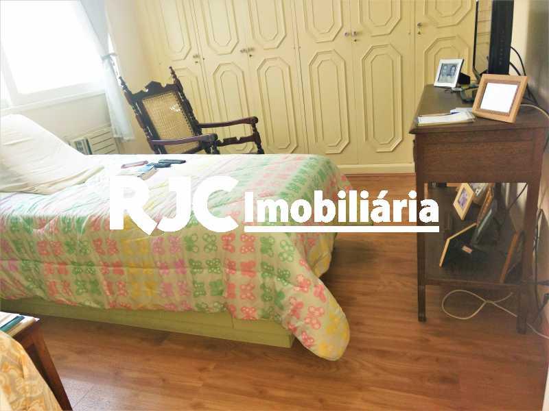 FOTO 7 - Apartamento 1 quarto à venda Tijuca, Rio de Janeiro - R$ 330.000 - MBAP10609 - 8