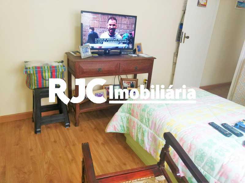 FOTO 8 - Apartamento 1 quarto à venda Tijuca, Rio de Janeiro - R$ 330.000 - MBAP10609 - 9