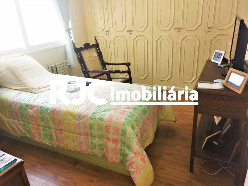 FOTO 9 - Apartamento 1 quarto à venda Tijuca, Rio de Janeiro - R$ 330.000 - MBAP10609 - 10