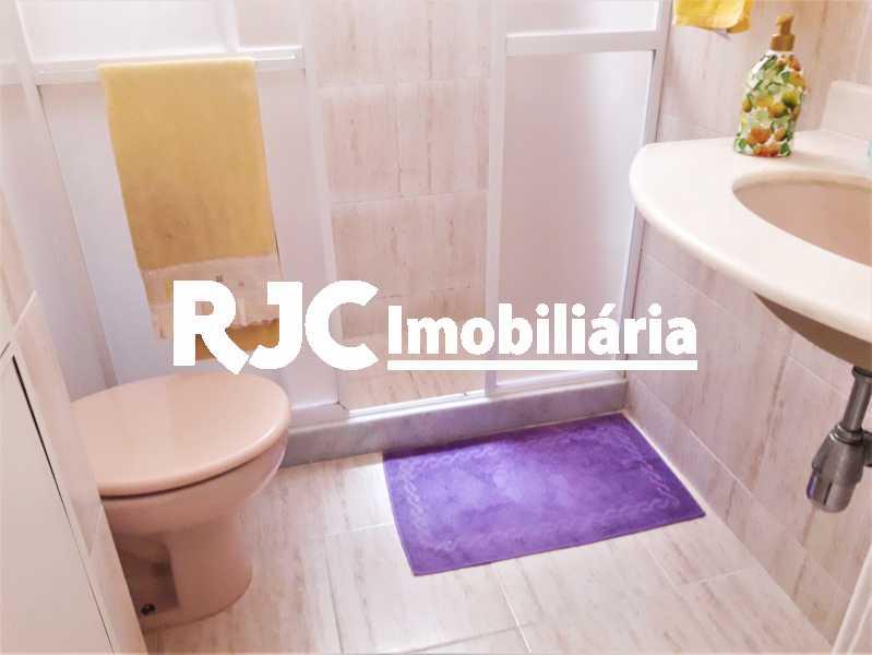 FOTO 11 - Apartamento 1 quarto à venda Tijuca, Rio de Janeiro - R$ 330.000 - MBAP10609 - 12
