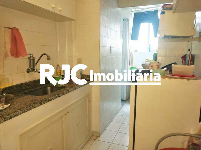 FOTO 12 - Apartamento 1 quarto à venda Tijuca, Rio de Janeiro - R$ 330.000 - MBAP10609 - 13