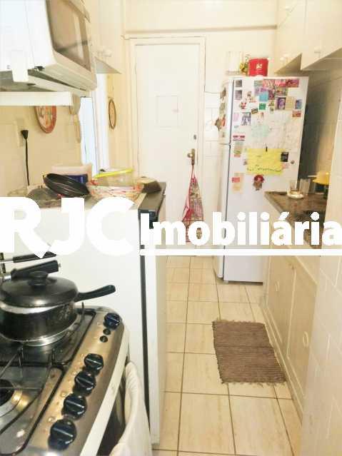 FOTO 13 - Apartamento 1 quarto à venda Tijuca, Rio de Janeiro - R$ 330.000 - MBAP10609 - 14
