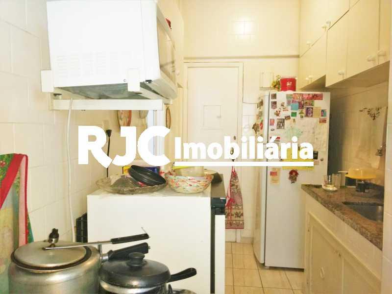 FOTO 14 - Apartamento 1 quarto à venda Tijuca, Rio de Janeiro - R$ 330.000 - MBAP10609 - 15