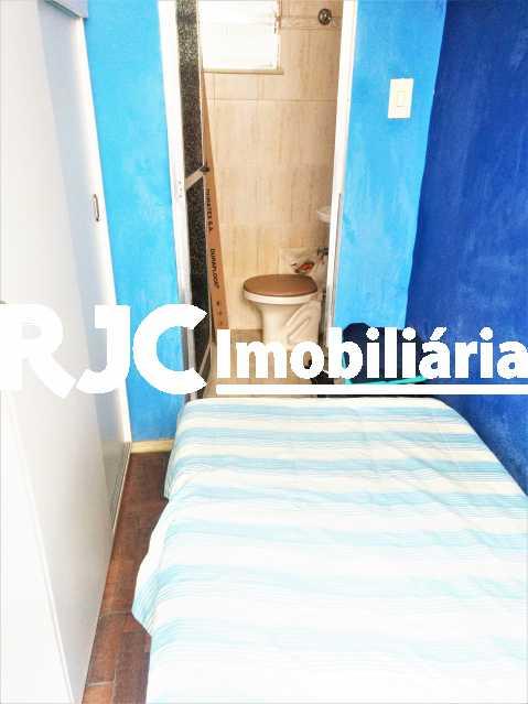 FOTO 16 - Apartamento 1 quarto à venda Tijuca, Rio de Janeiro - R$ 330.000 - MBAP10609 - 17
