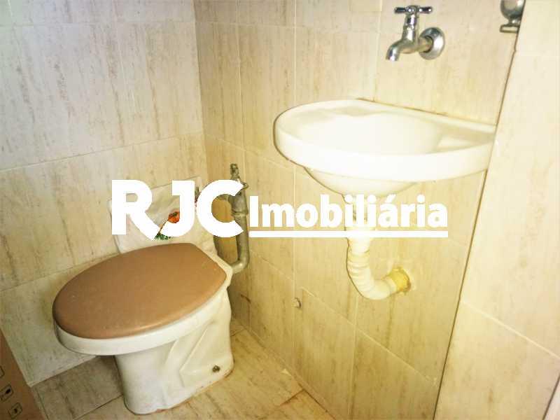 FOTO 18 - Apartamento 1 quarto à venda Tijuca, Rio de Janeiro - R$ 330.000 - MBAP10609 - 19