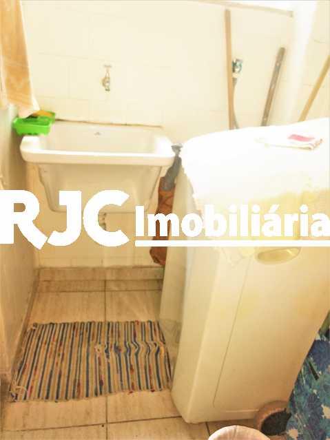 FOTO 19 - Apartamento 1 quarto à venda Tijuca, Rio de Janeiro - R$ 330.000 - MBAP10609 - 20