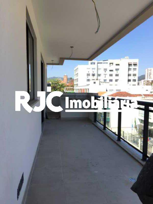 01 - Apartamento 2 quartos à venda Maracanã, Rio de Janeiro - R$ 688.896 - MBAP23408 - 1