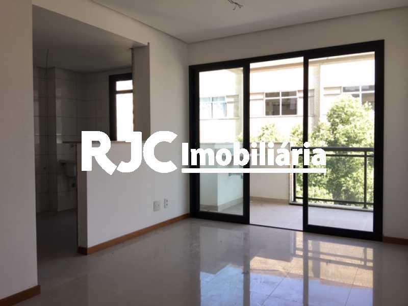 02 - Apartamento 2 quartos à venda Maracanã, Rio de Janeiro - R$ 688.896 - MBAP23408 - 3