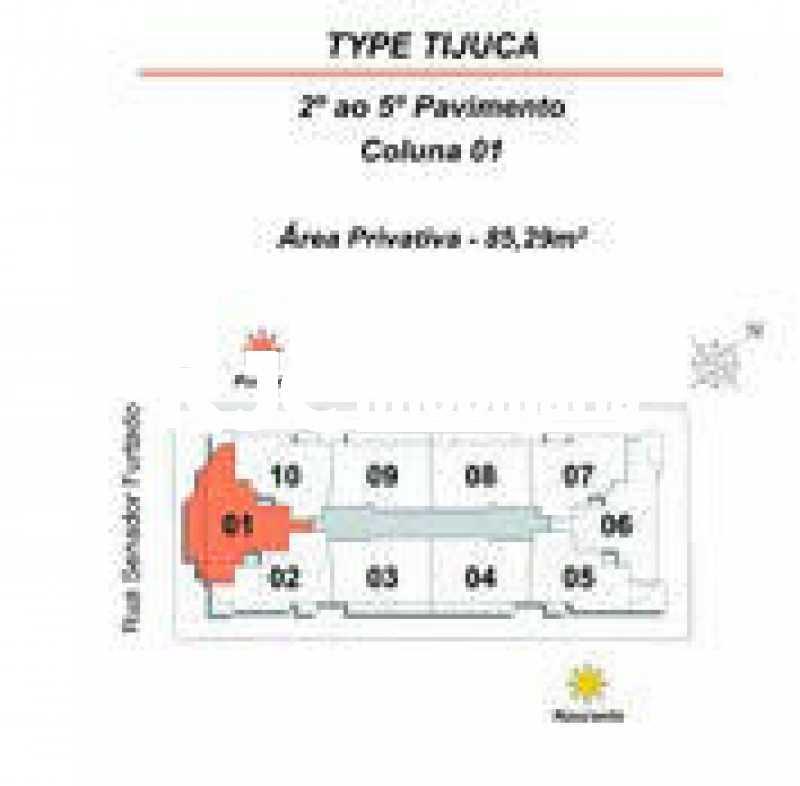06 - Apartamento 2 quartos à venda Maracanã, Rio de Janeiro - R$ 688.896 - MBAP23408 - 7