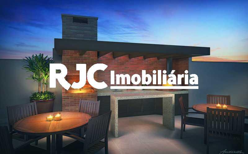 10 - Apartamento 2 quartos à venda Maracanã, Rio de Janeiro - R$ 688.896 - MBAP23408 - 11