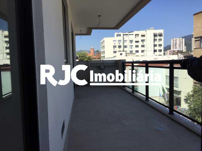 12 - Apartamento 2 quartos à venda Maracanã, Rio de Janeiro - R$ 688.896 - MBAP23408 - 13