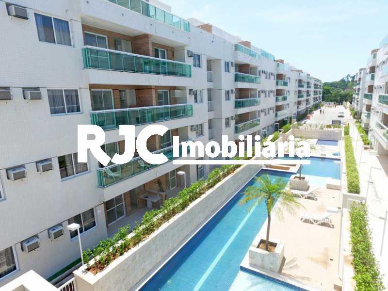 001 - Cobertura 3 quartos à venda Recreio dos Bandeirantes, Rio de Janeiro - R$ 766.500 - MBCO30254 - 22