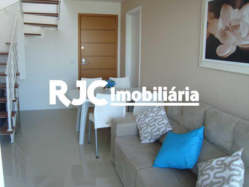 DSC00212 - Cobertura 3 quartos à venda Recreio dos Bandeirantes, Rio de Janeiro - R$ 766.500 - MBCO30254 - 12
