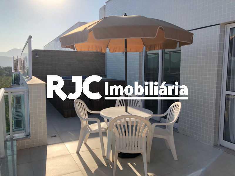 IMG-20180624-WA0057 - Cobertura 3 quartos à venda Recreio dos Bandeirantes, Rio de Janeiro - R$ 766.500 - MBCO30254 - 24