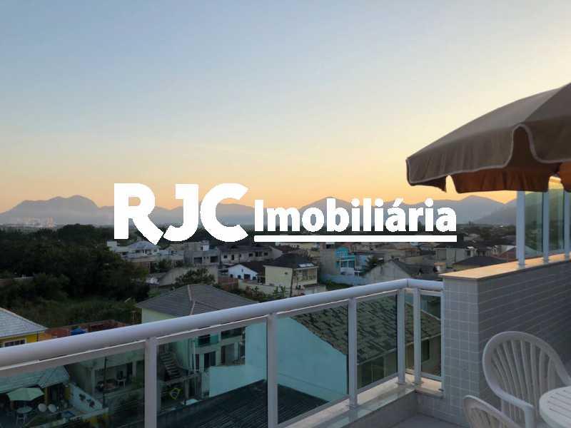 IMG-20180624-WA0089 - Cobertura 3 quartos à venda Recreio dos Bandeirantes, Rio de Janeiro - R$ 766.500 - MBCO30254 - 3
