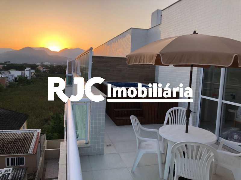IMG-20180624-WA0092 - Cobertura 3 quartos à venda Recreio dos Bandeirantes, Rio de Janeiro - R$ 766.500 - MBCO30254 - 1