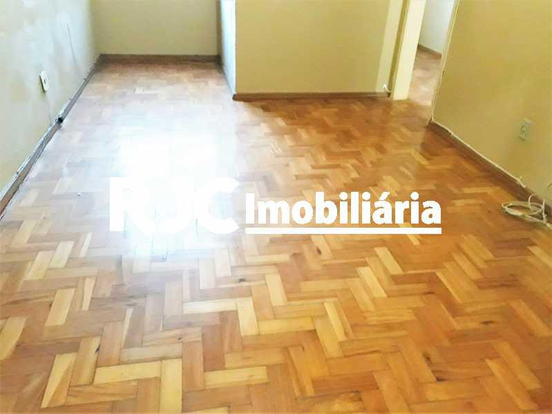 FOTO 1 - Apartamento 1 quarto à venda Tijuca, Rio de Janeiro - R$ 380.000 - MBAP10624 - 1