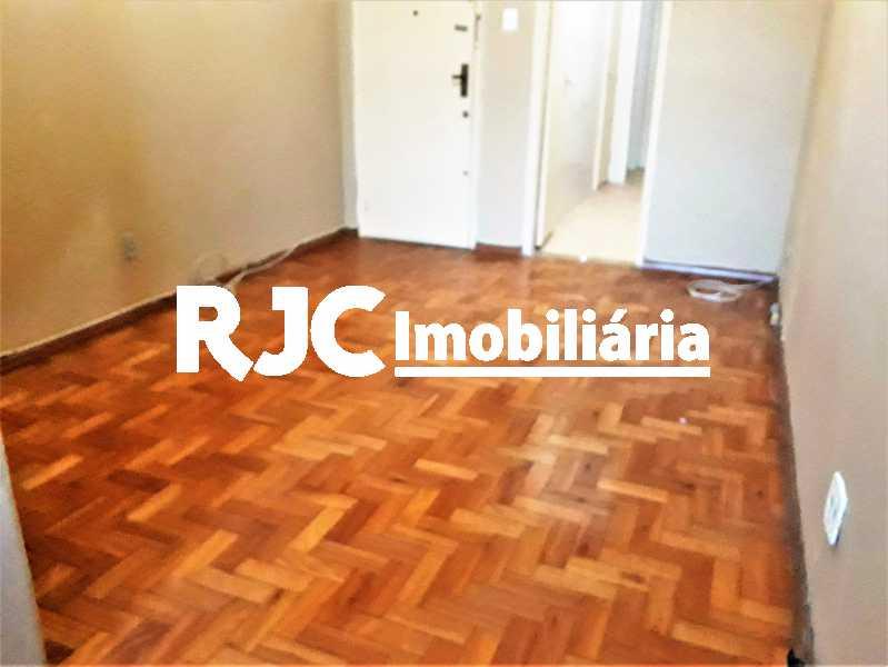 FOTO 3 - Apartamento 1 quarto à venda Tijuca, Rio de Janeiro - R$ 380.000 - MBAP10624 - 4