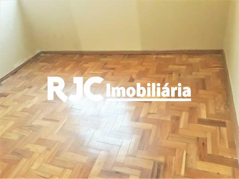 FOTO 8 - Apartamento 1 quarto à venda Tijuca, Rio de Janeiro - R$ 380.000 - MBAP10624 - 9