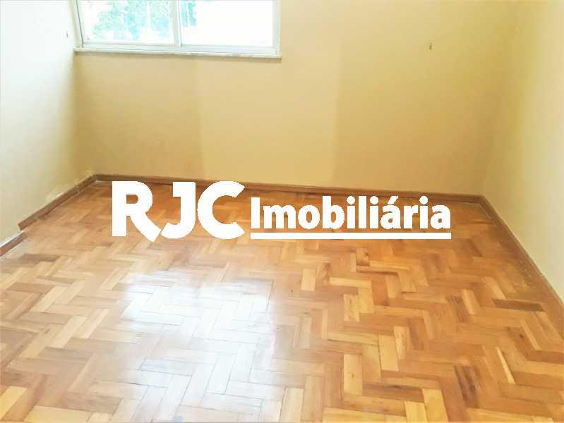 FOTO 9 - Apartamento 1 quarto à venda Tijuca, Rio de Janeiro - R$ 380.000 - MBAP10624 - 10