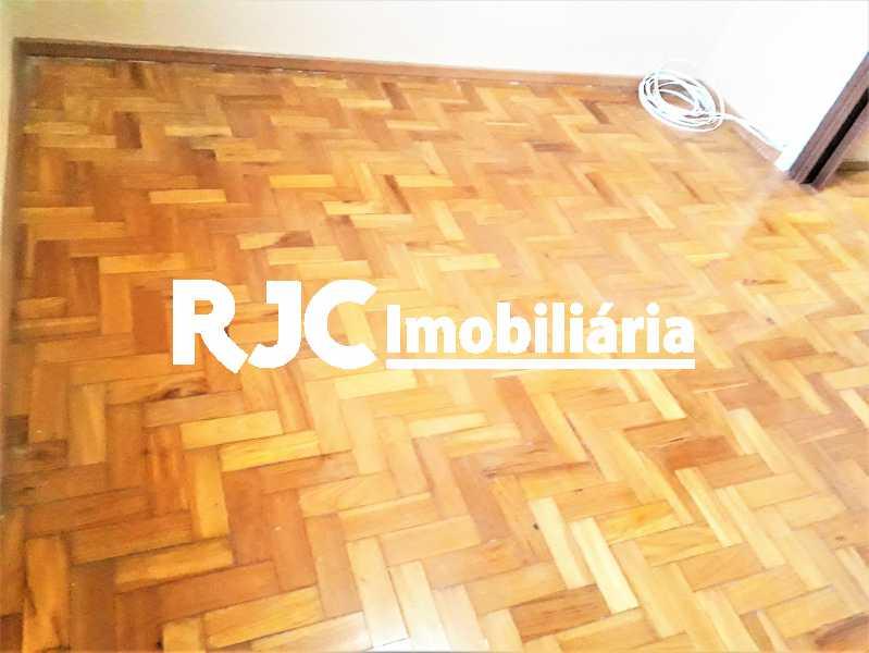 FOTO 11 - Apartamento 1 quarto à venda Tijuca, Rio de Janeiro - R$ 380.000 - MBAP10624 - 12