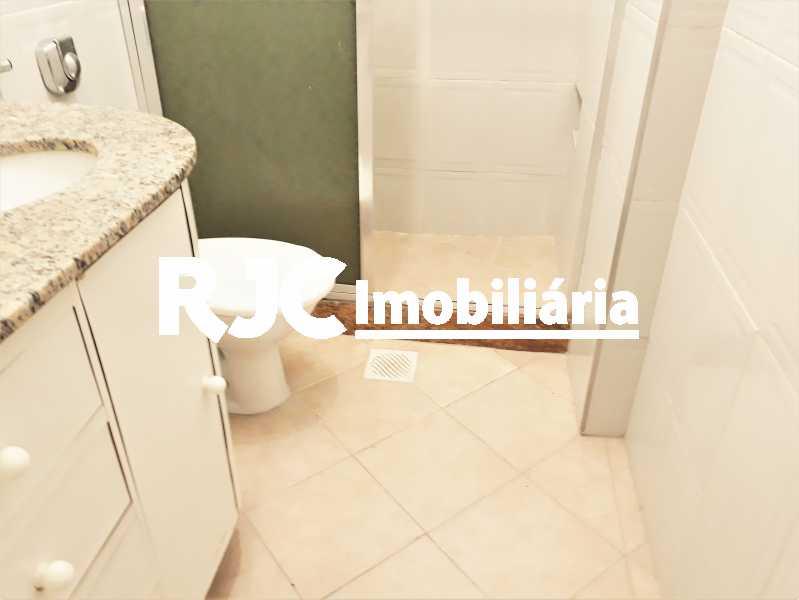 FOTO 13 - Apartamento 1 quarto à venda Tijuca, Rio de Janeiro - R$ 380.000 - MBAP10624 - 14