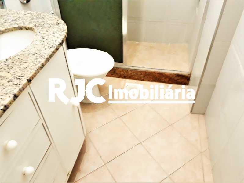 FOTO 14 - Apartamento 1 quarto à venda Tijuca, Rio de Janeiro - R$ 380.000 - MBAP10624 - 15