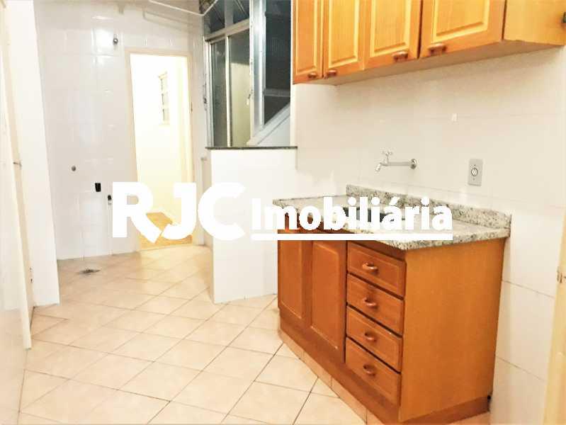 FOTO 15 - Apartamento 1 quarto à venda Tijuca, Rio de Janeiro - R$ 380.000 - MBAP10624 - 16