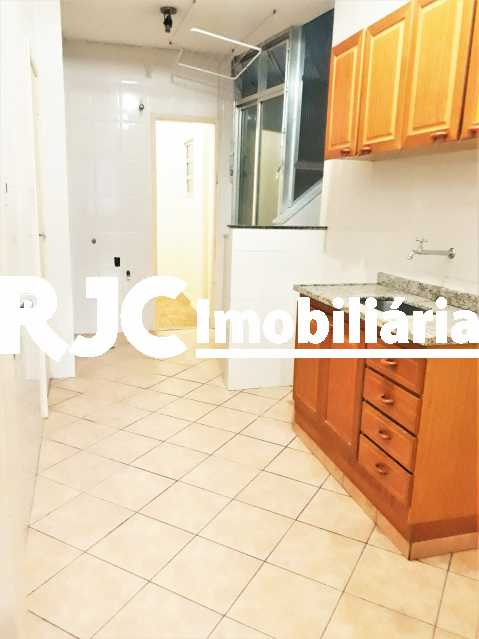 FOTO 16 - Apartamento 1 quarto à venda Tijuca, Rio de Janeiro - R$ 380.000 - MBAP10624 - 17