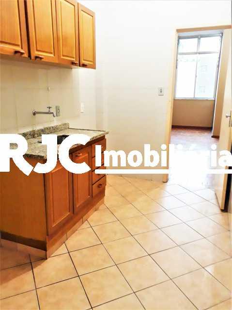 FOTO 17 - Apartamento 1 quarto à venda Tijuca, Rio de Janeiro - R$ 380.000 - MBAP10624 - 18