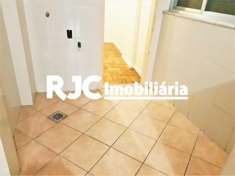 FOTO 18 - Apartamento 1 quarto à venda Tijuca, Rio de Janeiro - R$ 380.000 - MBAP10624 - 19