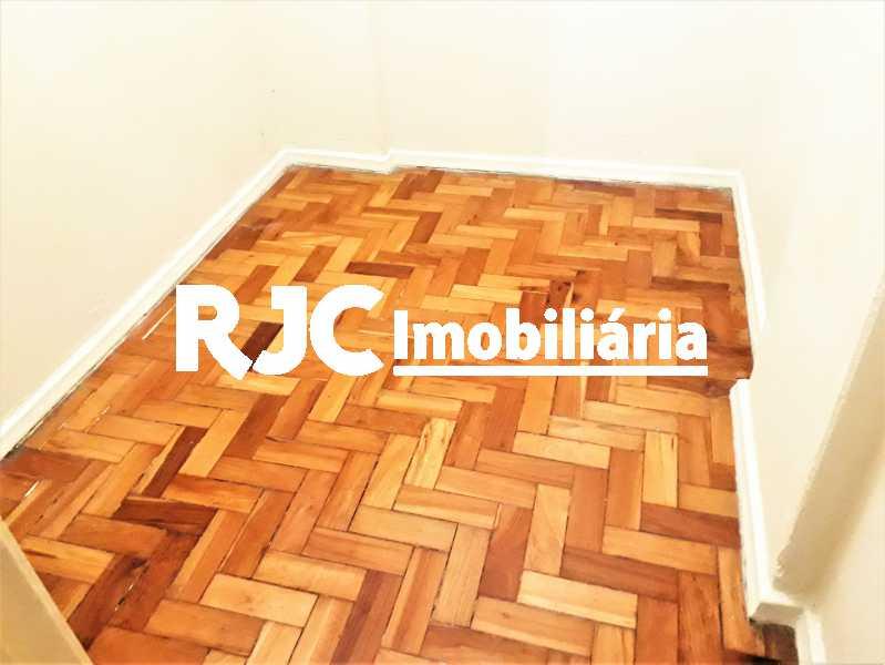FOTO 19 - Apartamento 1 quarto à venda Tijuca, Rio de Janeiro - R$ 380.000 - MBAP10624 - 20