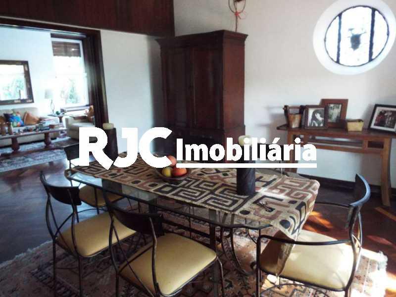 1A_Jantar_6_resized - Casa em Condomínio 4 quartos à venda Santa Teresa, Rio de Janeiro - R$ 2.100.000 - MBCN40011 - 16