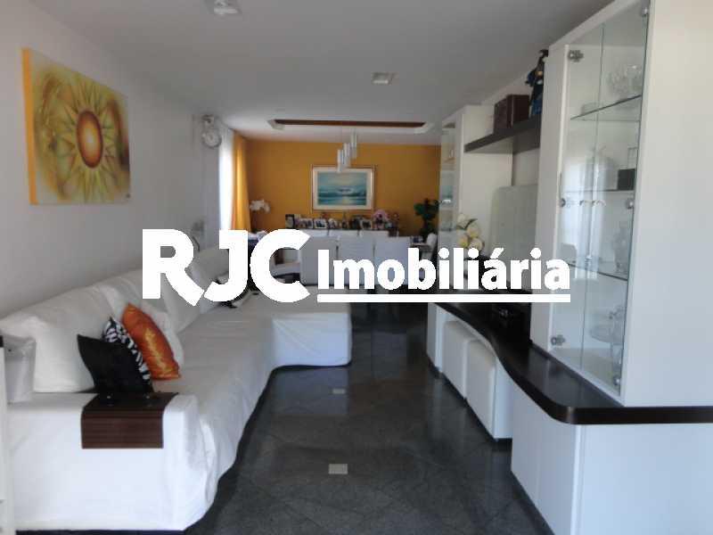 DSC07535 - Cobertura 3 quartos à venda Vila Isabel, Rio de Janeiro - R$ 830.000 - MBCO30269 - 1