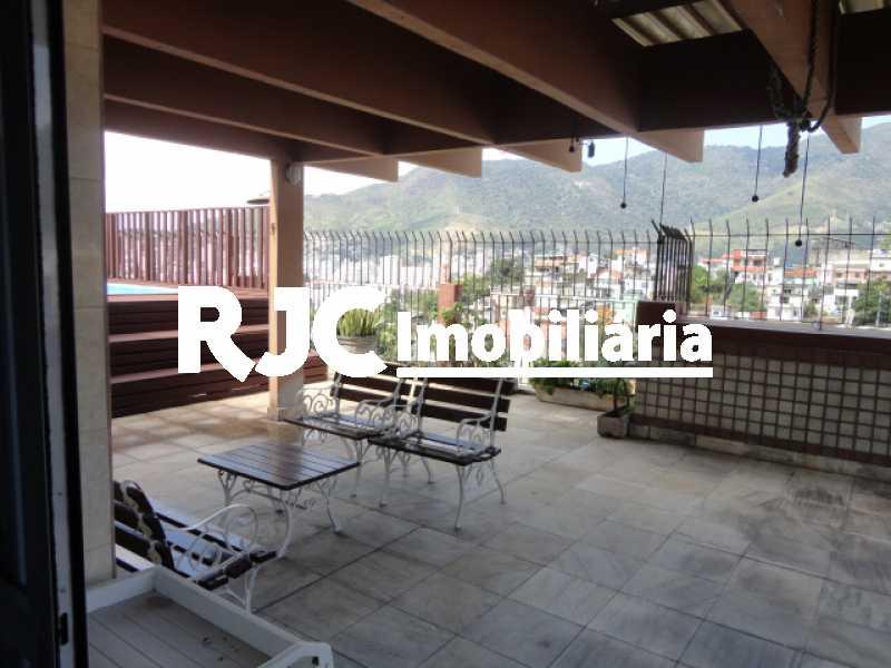 DSC07539 - Cobertura 3 quartos à venda Vila Isabel, Rio de Janeiro - R$ 830.000 - MBCO30269 - 19