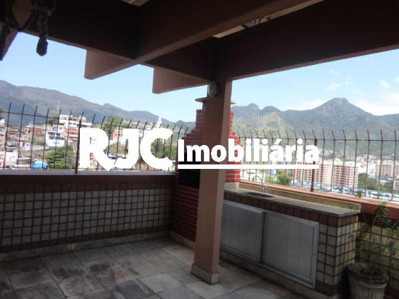 DSC07540 - Cobertura 3 quartos à venda Vila Isabel, Rio de Janeiro - R$ 830.000 - MBCO30269 - 20