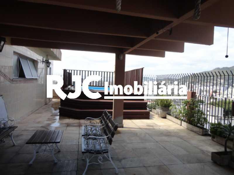 DSC07541 - Cobertura 3 quartos à venda Vila Isabel, Rio de Janeiro - R$ 830.000 - MBCO30269 - 21