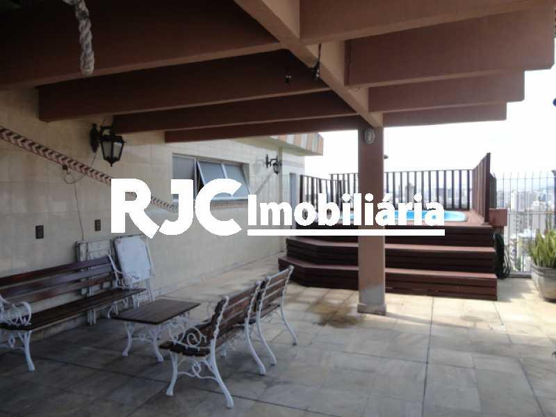 DSC07542 - Cobertura 3 quartos à venda Vila Isabel, Rio de Janeiro - R$ 830.000 - MBCO30269 - 22