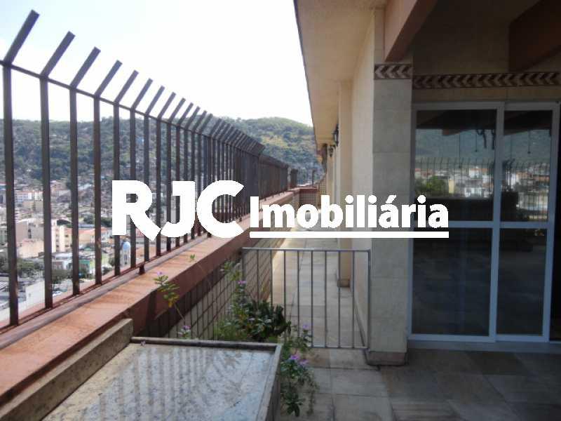 DSC07544 - Cobertura 3 quartos à venda Vila Isabel, Rio de Janeiro - R$ 830.000 - MBCO30269 - 23