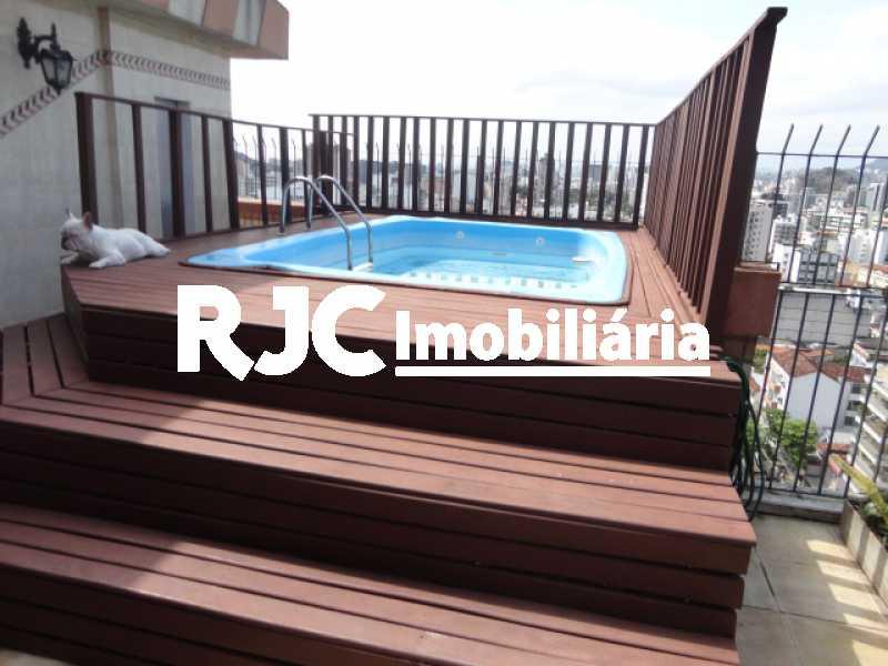 DSC07547 - Cobertura 3 quartos à venda Vila Isabel, Rio de Janeiro - R$ 830.000 - MBCO30269 - 25