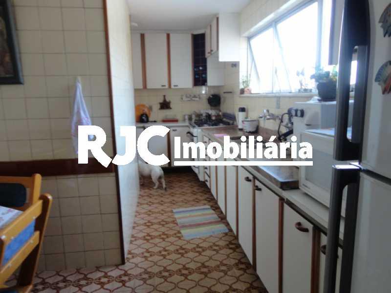 DSC07550 - Cobertura 3 quartos à venda Vila Isabel, Rio de Janeiro - R$ 830.000 - MBCO30269 - 17