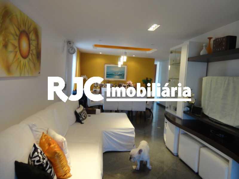 DSC07562 - Cobertura 3 quartos à venda Vila Isabel, Rio de Janeiro - R$ 830.000 - MBCO30269 - 5