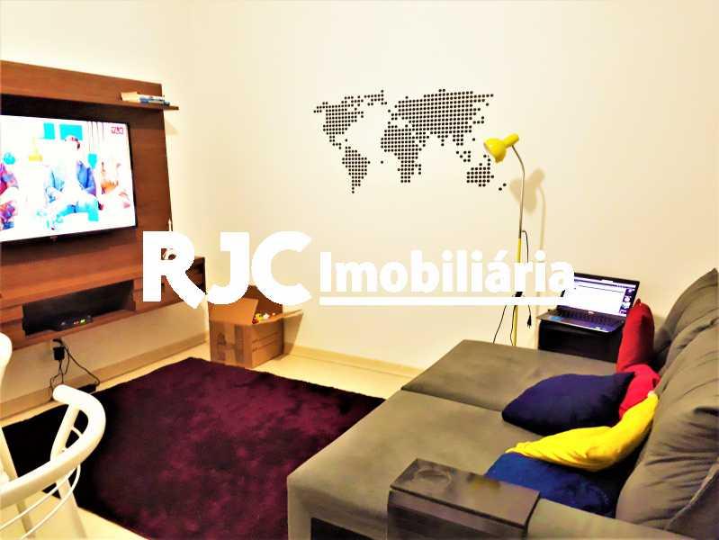FOTO 1 - Apartamento 1 quarto à venda Tijuca, Rio de Janeiro - R$ 420.000 - MBAP10647 - 1