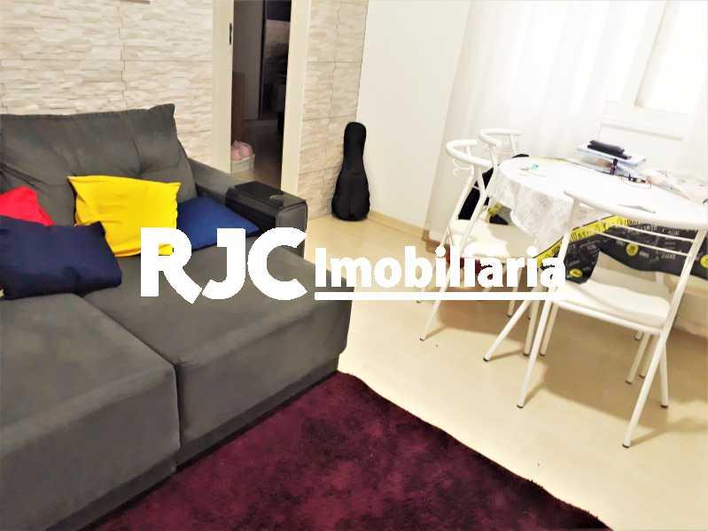 FOTO 2 - Apartamento 1 quarto à venda Tijuca, Rio de Janeiro - R$ 420.000 - MBAP10647 - 3