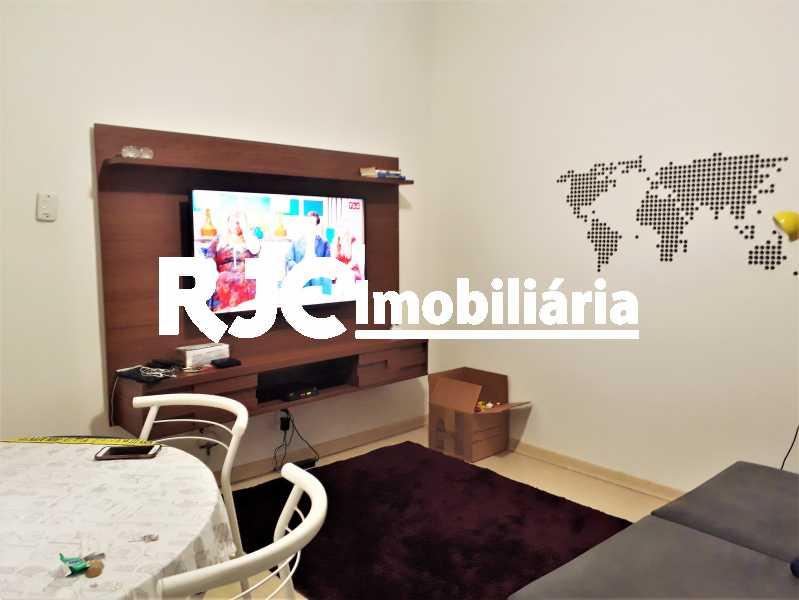 FOTO 3 - Apartamento 1 quarto à venda Tijuca, Rio de Janeiro - R$ 420.000 - MBAP10647 - 4