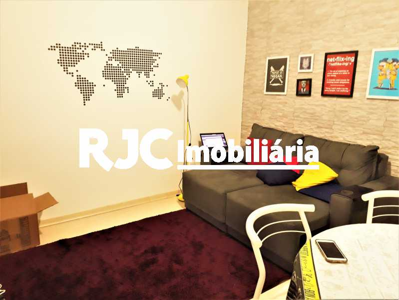 FOTO 4 - Apartamento 1 quarto à venda Tijuca, Rio de Janeiro - R$ 420.000 - MBAP10647 - 5