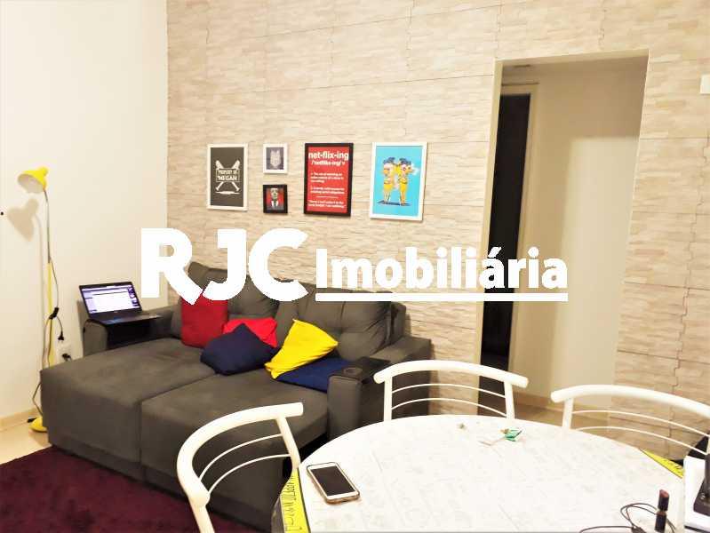 FOTO 5 - Apartamento 1 quarto à venda Tijuca, Rio de Janeiro - R$ 420.000 - MBAP10647 - 6