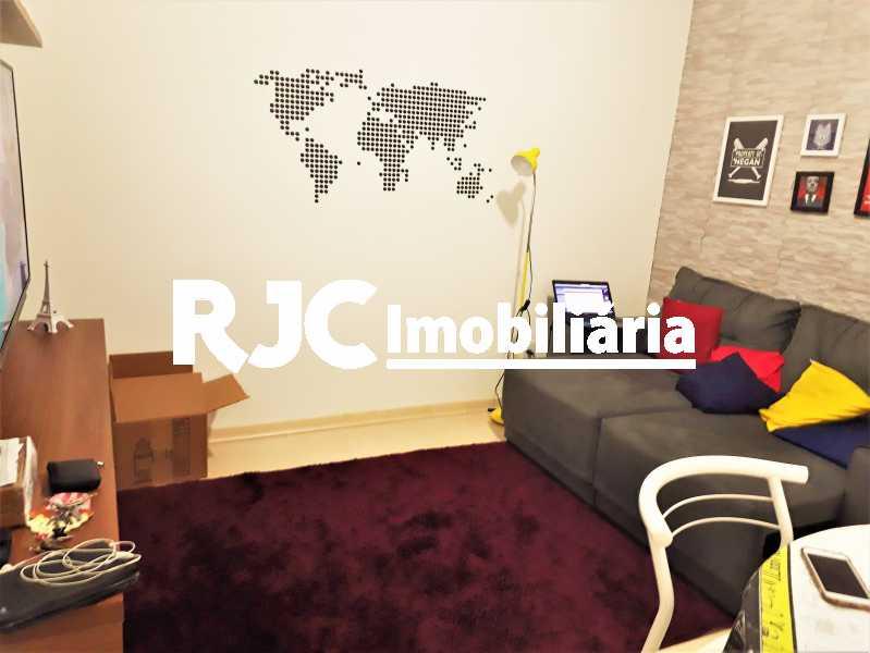 FOTO 6 - Apartamento 1 quarto à venda Tijuca, Rio de Janeiro - R$ 420.000 - MBAP10647 - 7